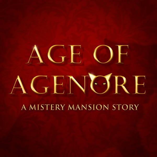 Logo quadrato della Stanza Age of Agenore - Escape Room Padova iScampa
